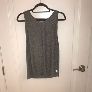 Beyond Yoga gray tank. Medium.